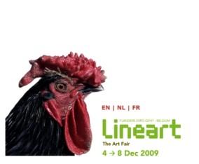 Lineart 2009 Gent, Belgium