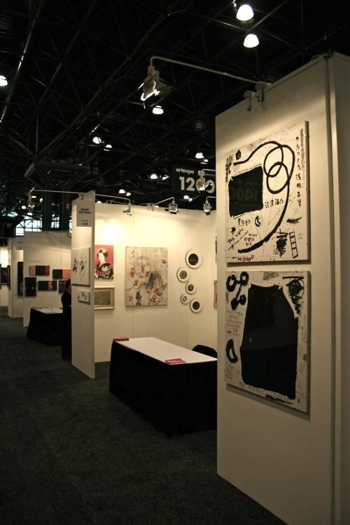ARTEXPO NEW YORK 2009