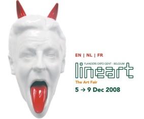 Lineart 2008  Gent, Belgium