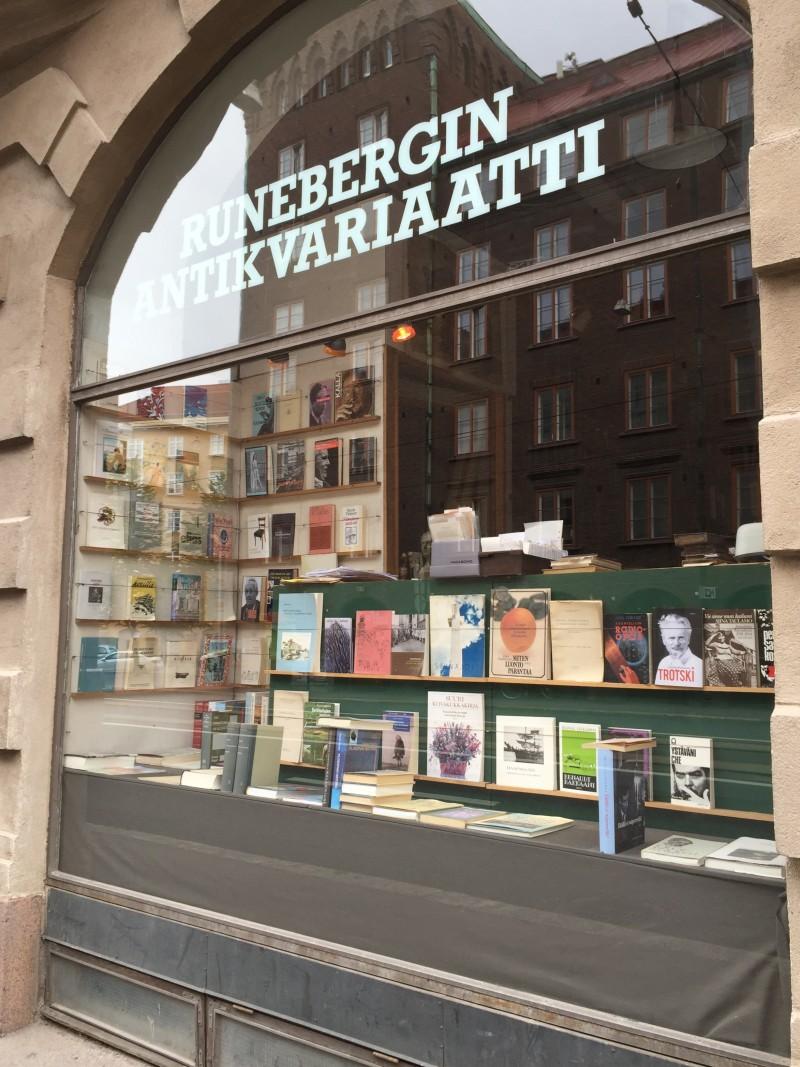 HELSINKI Ⅳ – bookstore