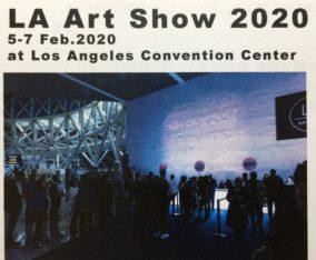 LA Art SHOW 2020 /Los Angeles . USA