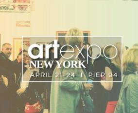 artexpo NEW YORK / 2017, April 21~24 / PIRE94. New York  U.S.A
