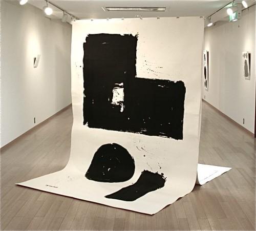 Solo Exhibition at Gallery 6 2010