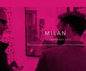 Affordable Art Fair Milan / 2017. February 9 ~ 12 / Milan Italy
