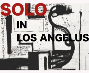 Solo exhibition in Los Angeles / January 23-27, 2019