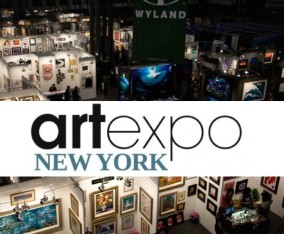 ARTEXPO NEW YORK 2009